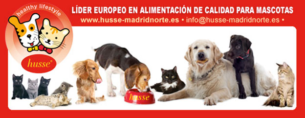 Husse, alimentación para mascotas. Piensos a domicilio en la sierra norte de madrid