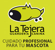 La Tejera residencia Canina en Galapagar, Madrid