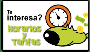 cartel-horarios-tarifas-cursos-adiestramiento-canino